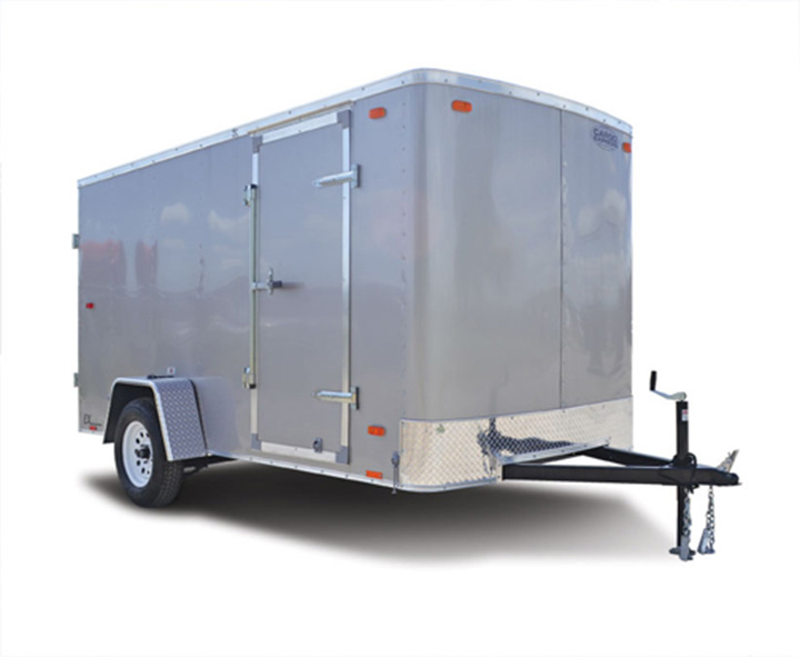 2018 Pace American Journey Roundtop Se Cargo  Cargo / Enclosed Trailer