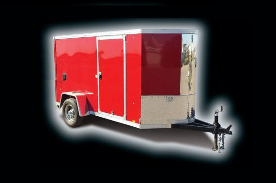 2018 Cargo Express Pro 6 Wide Single Cargo Cargo / Enclosed Trailer