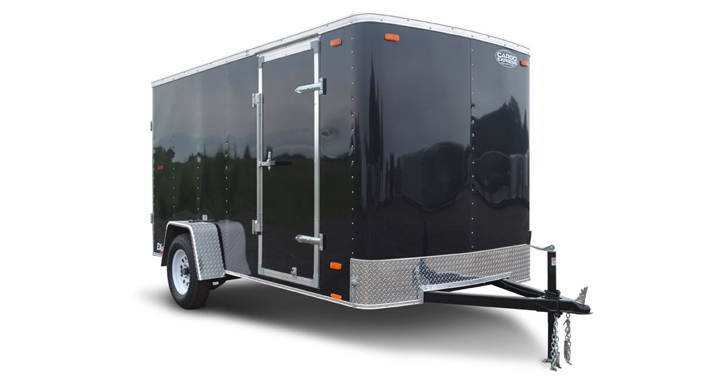 2018 Cargo Express Ex 5 Wide Single Cargo Cargo / Enclosed Trailer
