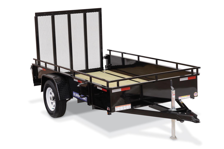 2019 Sure-Trac 6 x 12 Steel High Side 3k Idler