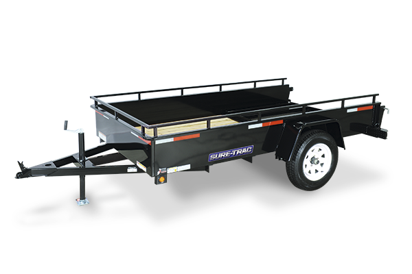 2018 Sure-Trac 6 x 12 Steel High Side 3k Idler