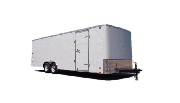 2017 Pace American Outback Auto Car / Racing Trailer