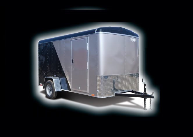 2018 Cargo Express Xlr Roundtop 6 Wide Tandem Cargo / Enclosed Trailer