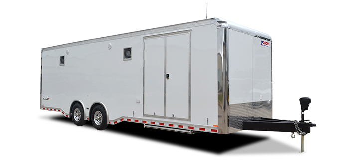 2018 Pace American Shadow 9990# Gvw Cargo / Enclosed Trailer