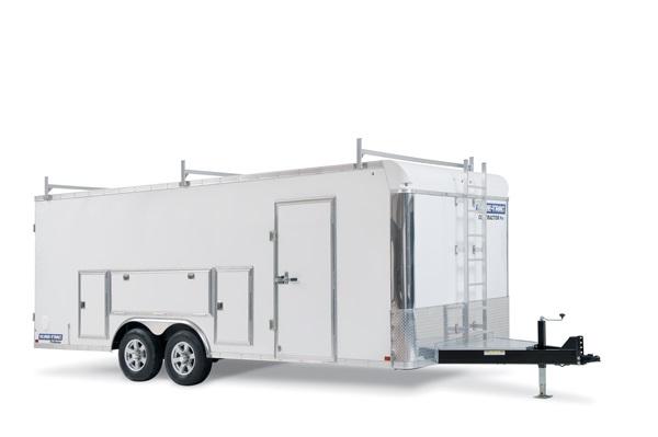 2018 Sure-Trac 8.5 x 18 Landscape Pro RT Cargo TA 10K