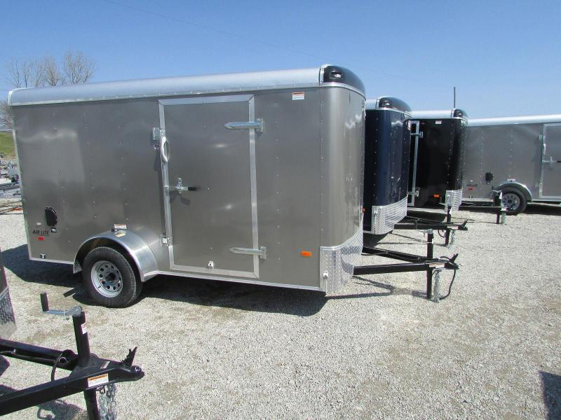 2017 American Hauler Industries AIR LITE 6 X 12 Enclosed Cargo Trailer