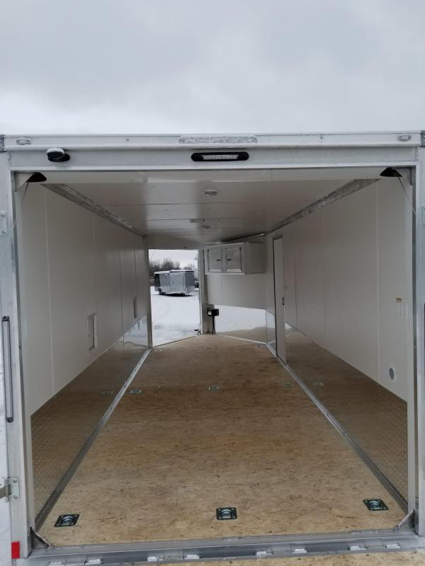2018 American Hauler Industries 7 X 23Snowmobile Enclosed Cargo Trailer