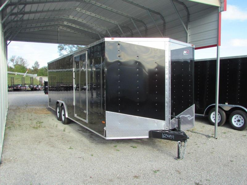 2017 RC Trailers RWT8.524ta3 Enclosed Cargo Trailer