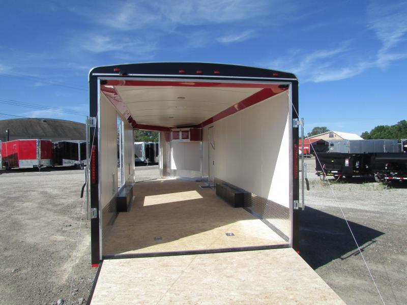 2018 RC Trailers 27 Auto/Snowmobile Combo Enclosed Cargo Trailer