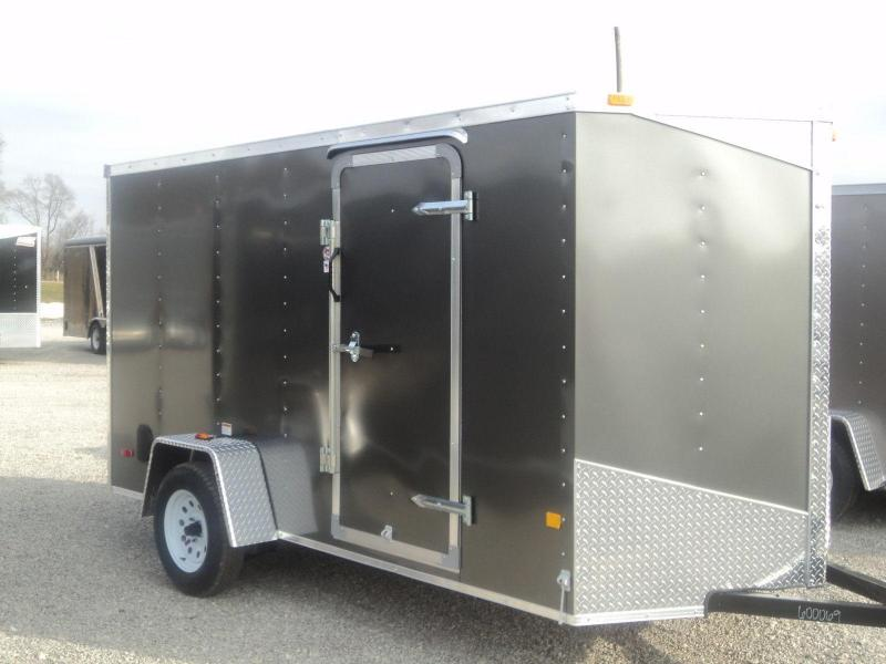 2017 RC Trailers RWT6X12SA Enclosed Cargo Trailer