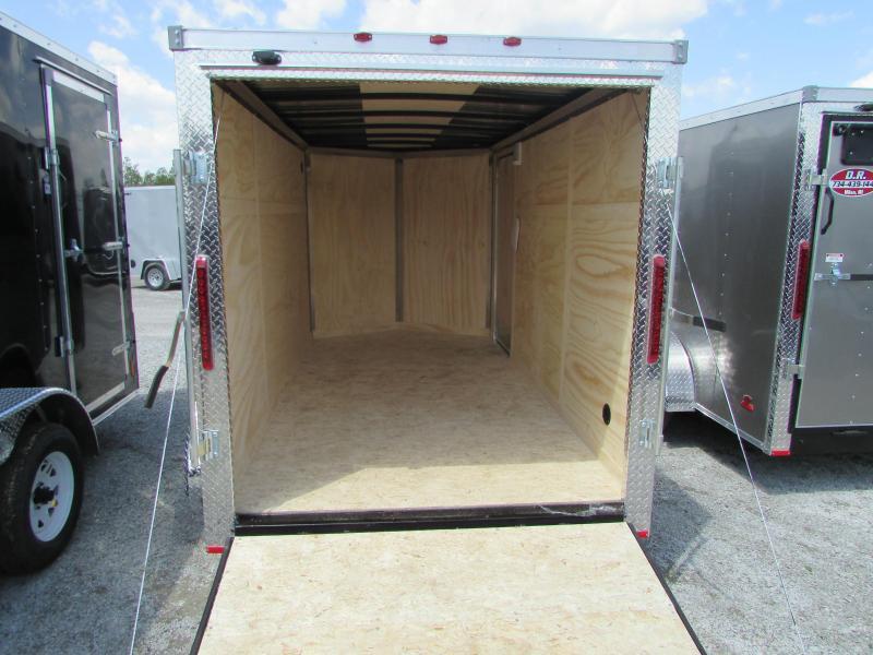 2018 RC Trailers RWT 6X12 TA2 Enclosed Cargo Trailer