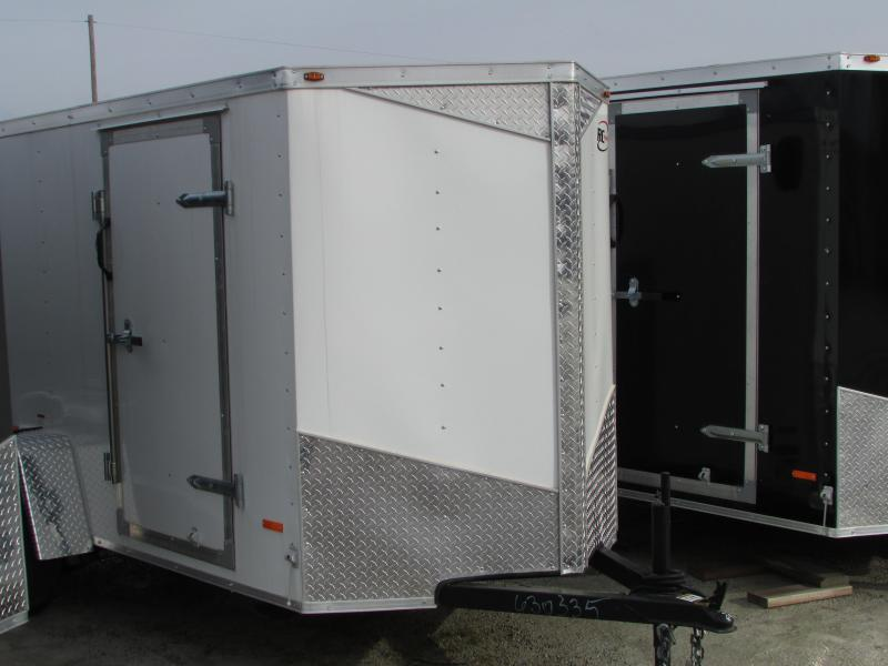 2017 RC Trailers 6 X 12 Enclosed Cargo Trailer