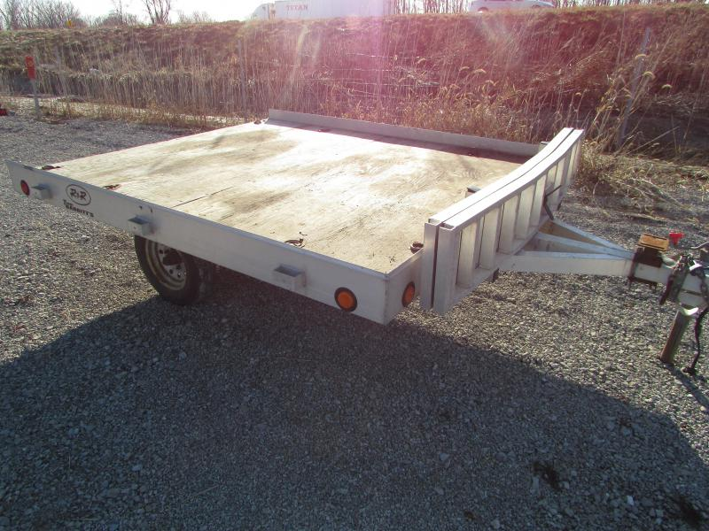 2001 R and R Trailers 2 PLACE ATV Trailer