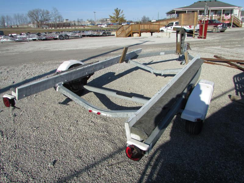 2008 ShoreLandr (Midwest Industries) 7 X 14 Boat Trailer