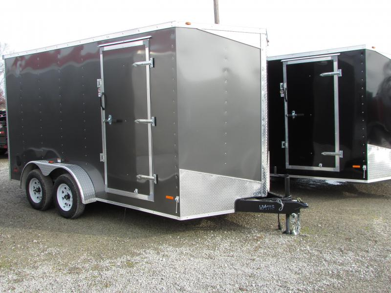 2017 RC Trailers 7 X 14 W/7 ht. Enclosed Cargo Trailer