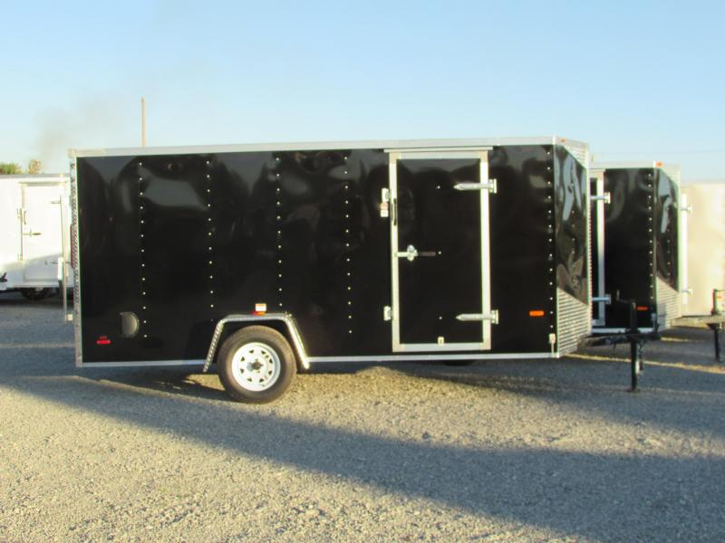 2017 RC Trailers RWT 6 X 14SA Enclosed Cargo Trailer