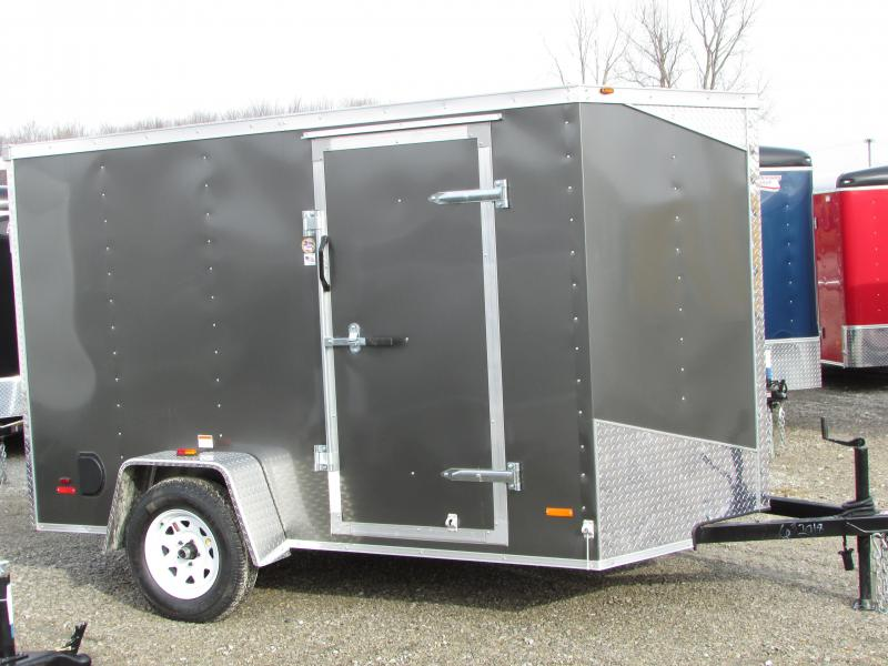 2017 RC Trailers 6 X 10 Ramp Enclosed Cargo Trailer