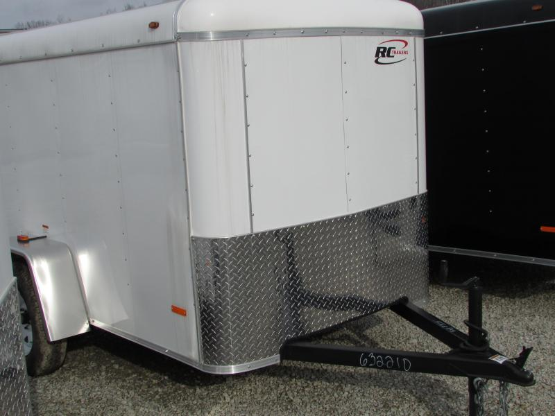 2018 RC Trailers 5 x 8 Enclosed Cargo Trailer