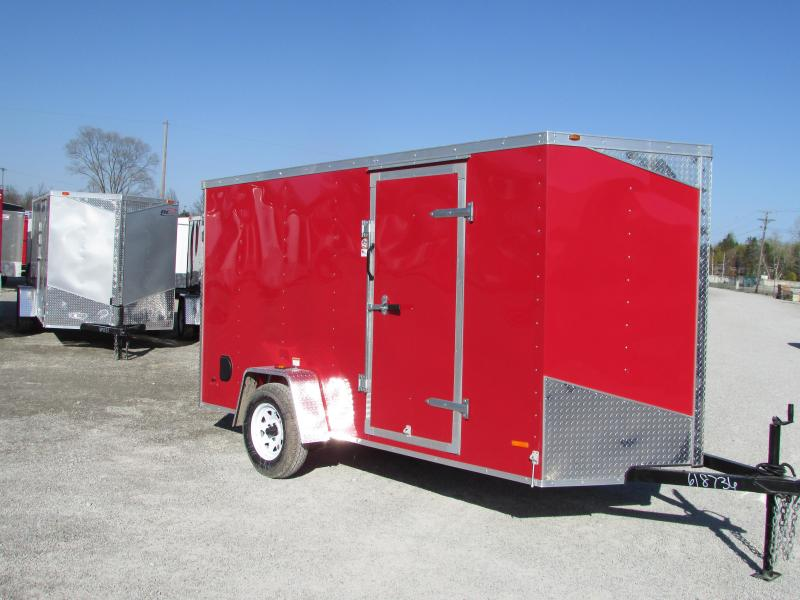2017 RC Trailers RWT 6 X 12 SA Enclosed Cargo Trailer