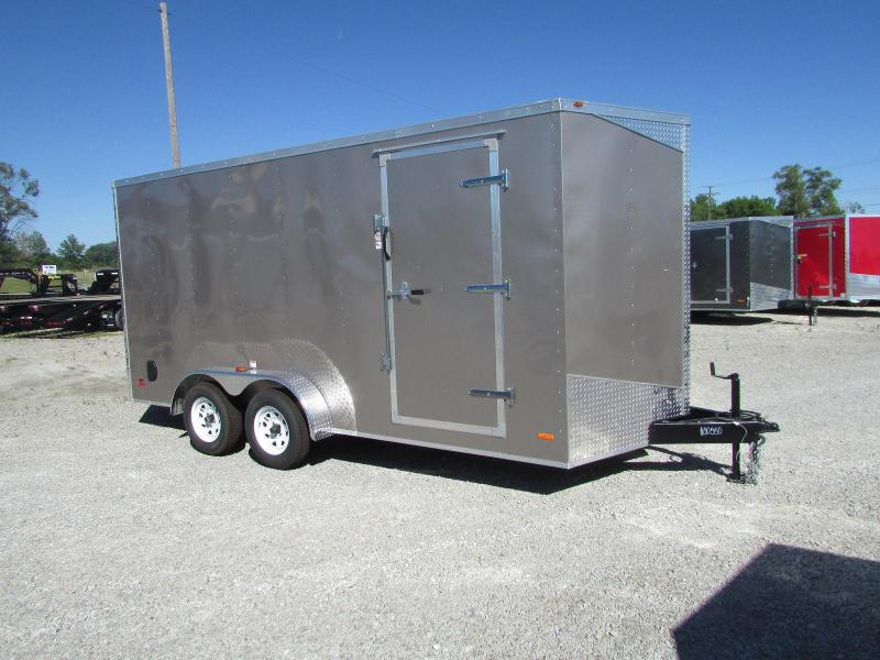 2017 RC Trailers RWT7X16TA2 Enclosed Cargo Trailer