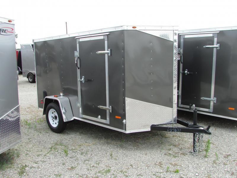 2017 RC Trailers RWT 5 X10 SA Enclosed Cargo Trailer