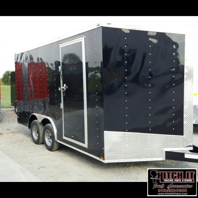 All Inventory | Hitch It Tulsa | Enclosed Cargo, Car Hauler, Race Trailers, Dump Gooseneck and ...