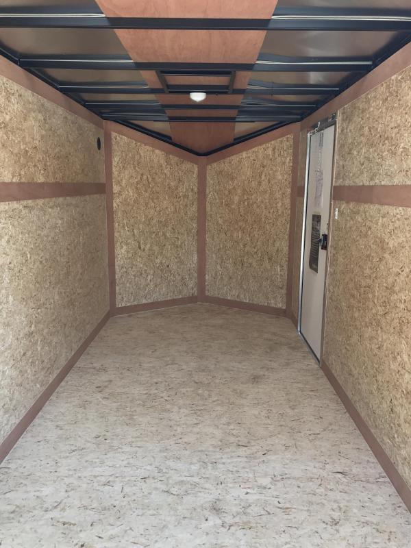 2018 Stealth Titan 6X12 Enclosed Cargo Trailer ** Tandem Axle **