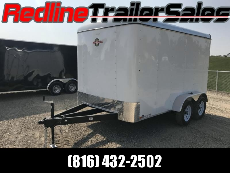 2018 Carry-On 7X12 Enclosed Cargo Trailer