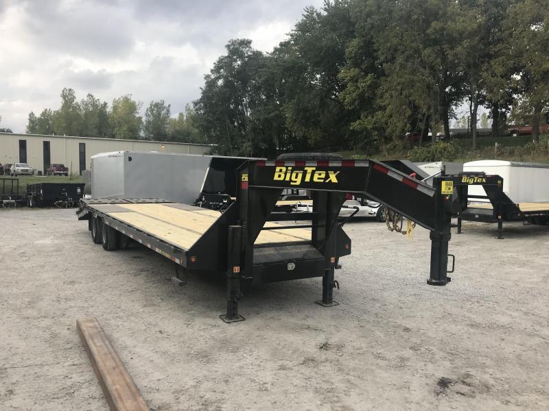 2018 Big Tex 25GN 25+5 Gooseneck Equipment Trailer * 25900 GVWR * YEAR END SALE