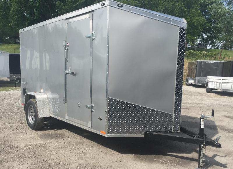 2018 Stealth Titan 6 x 12 Enclosed Cargo Trailer