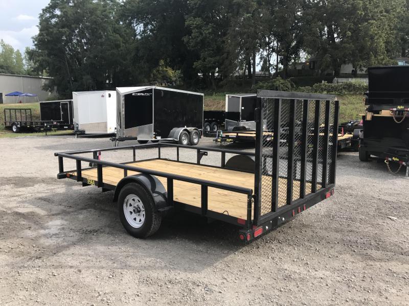 2018 Big Tex 83'' x 12' Utility Trailer