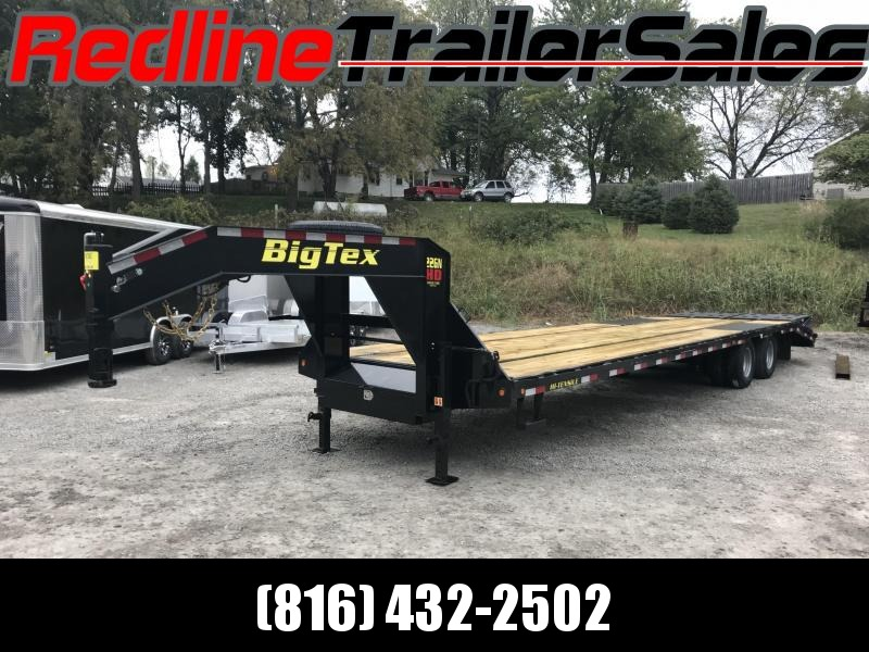 2018 Big Tex Trailer 30 + 5 Gooseneck Equipment Trailer 23900 GVWR