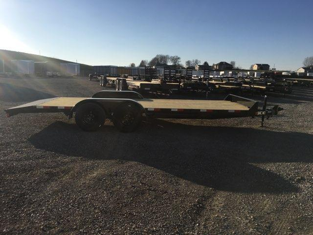 2018 Rice 18+2 Flatbed Trailer * 9900K GVWR *