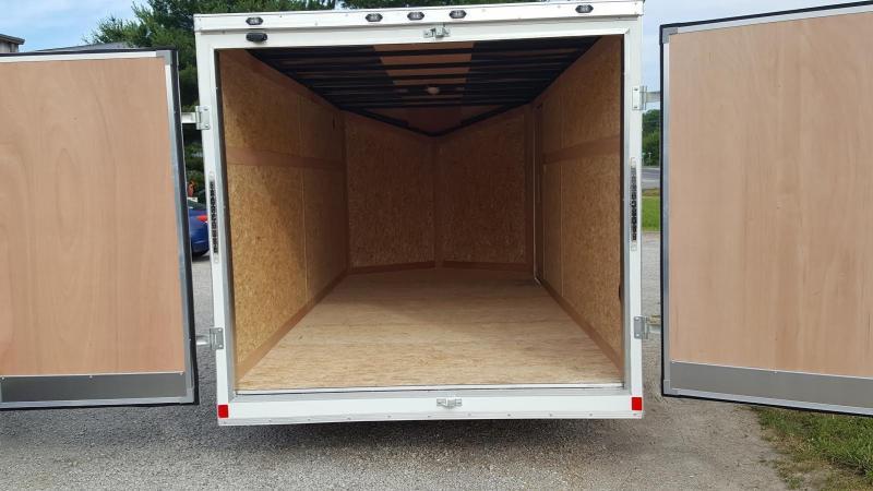 2018 Stealth Titan 7 X 16 Enclosed Cargo Trailer