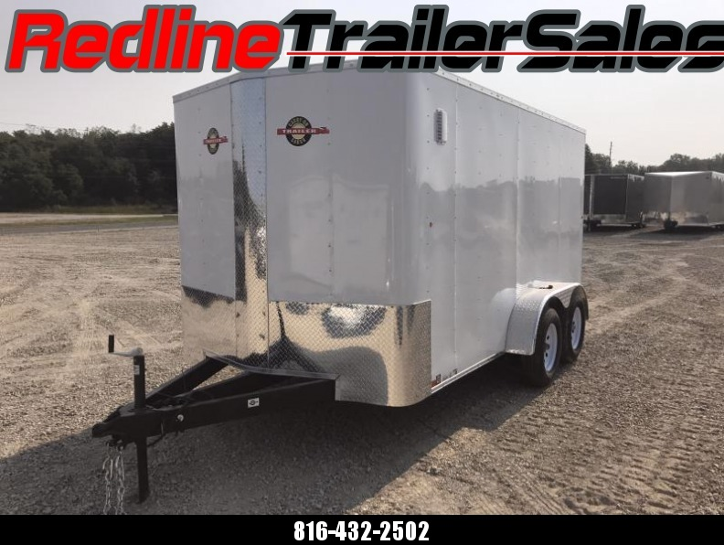 2018 Carry-On 7X14 Enclosed Cargo Trailer