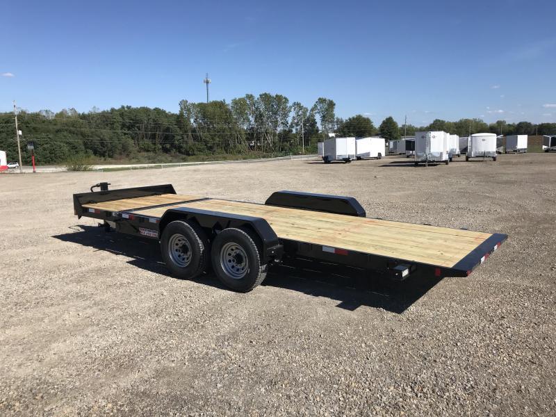 2018 Rice 16+4 Partial Tilt Equipment Trailer * 14000 GVWR *