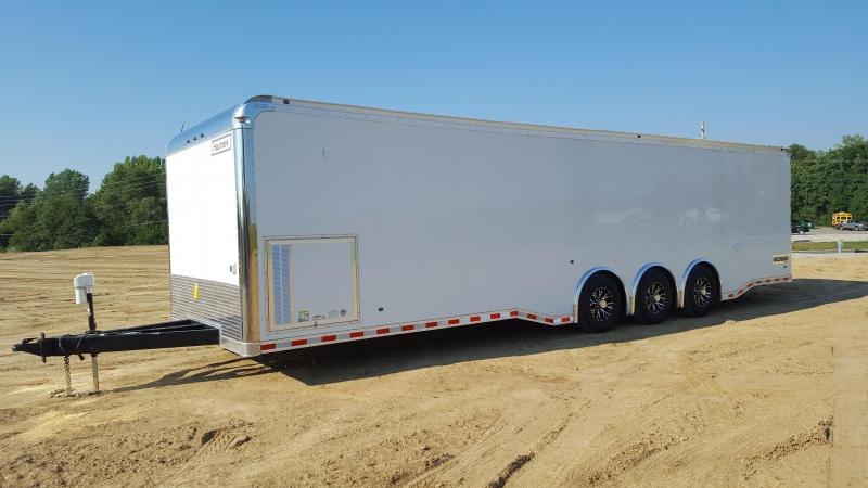 2018 Haulmark Edge Pro 8.5 X 32 Car / Racing Trailer