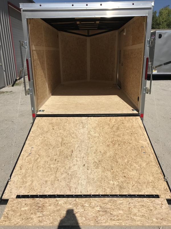 2018 US Cargo 7X12 Enclosed Cargo Trailer