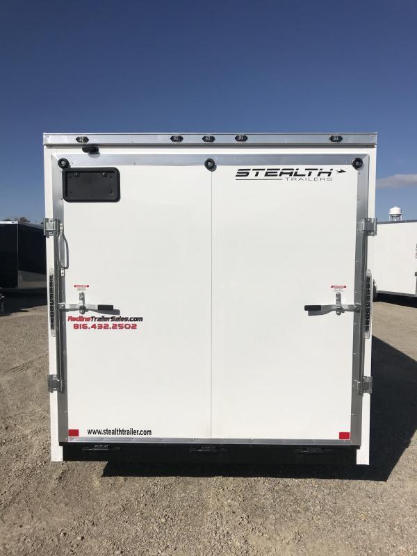 "2018 Stealth Titan 7X16 Enclosed Cargo Trailer ** 6'6"" Interior Height ** SALE"