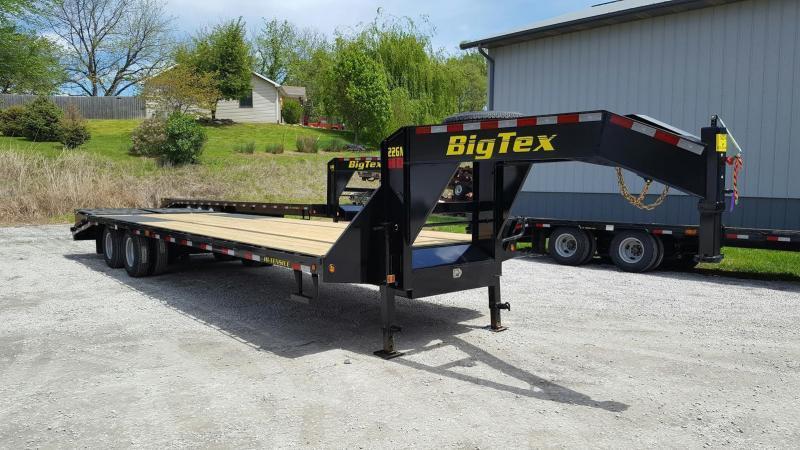 2018 Big Tex Trailer 25+5 Gooseneck Equipment Trailer 23900 GVWR