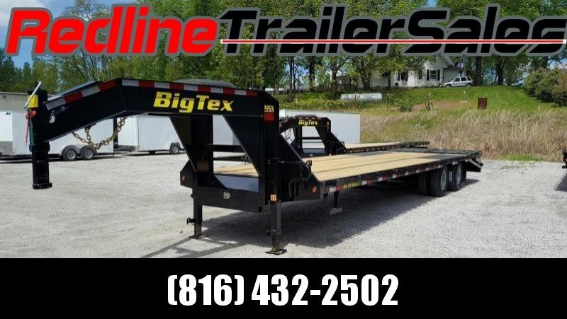 2018 Big Tex 22gn-25bk5mr