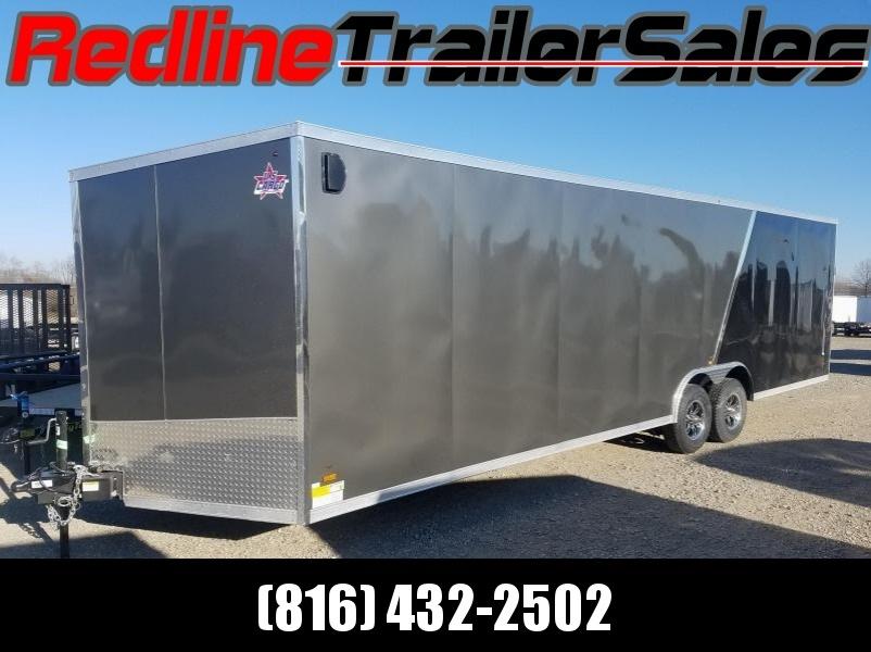 2018 US Cargo 8.5x28 Enclosed Cargo Trailer