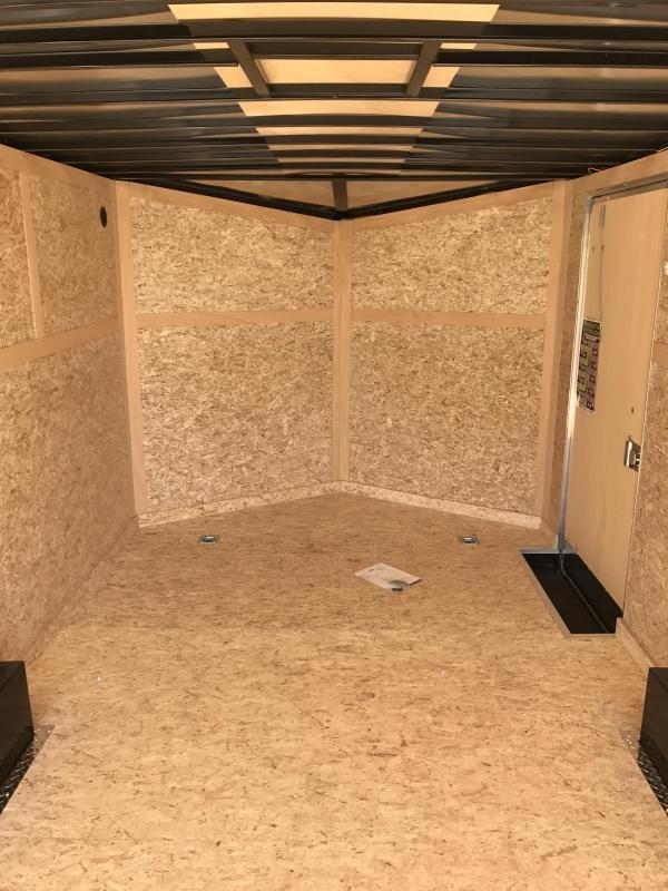 2018 US Cargo 8.5 X 16 Enclosed Cargo Trailer