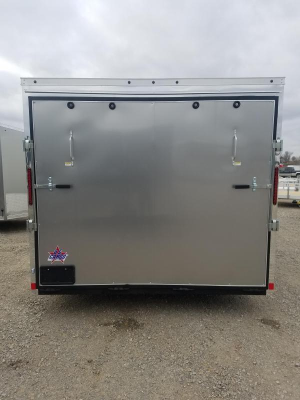 2018 US Cargo 8.5 X 20 Enclosed Cargo Trailer