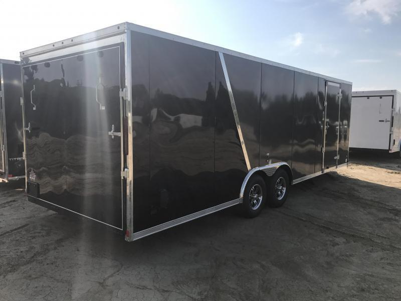 *2018* US Cargo 8.5 X 24 Enclosed Trailer * 9990 GVWR