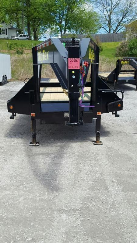 2017 Big Tex Trailer 25+5 Gooseneck Equipment Trailer 23900 GVWR