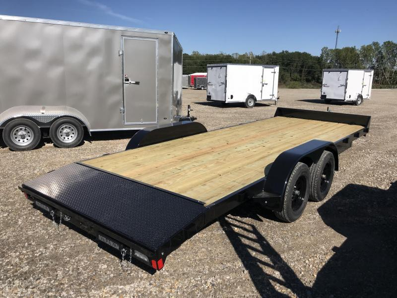 2018 Rice 18+2 Flatbed Trailer