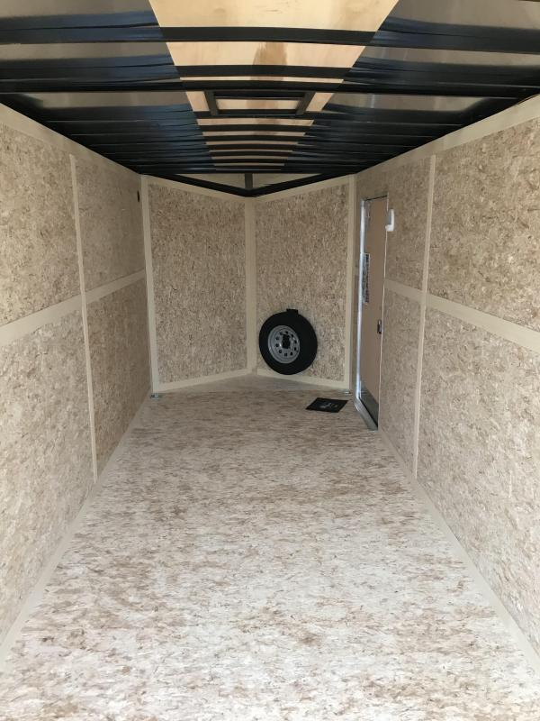 2018 US Cargo 7X20 Enclosed Cargo Trailer * 7' Interior Height *