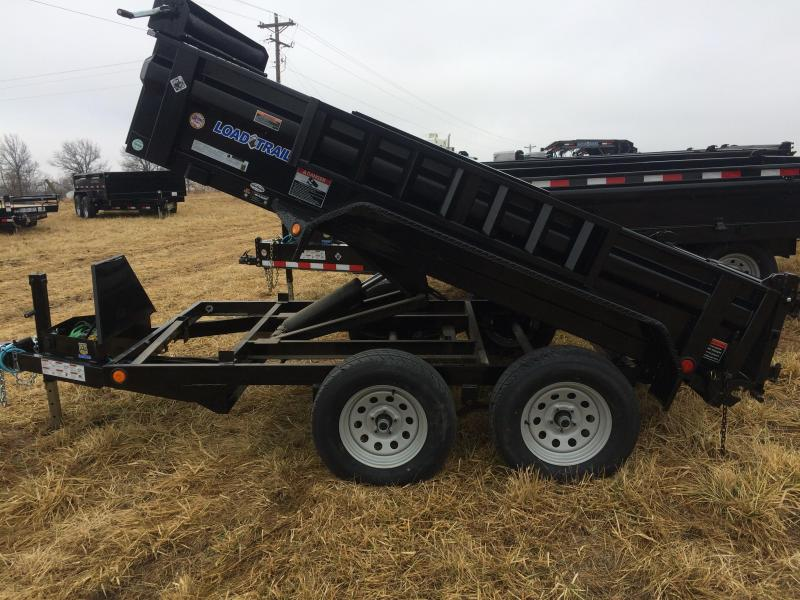 **SAVE BIG ON THIS 2017 TRAILER!**  CALL AARON AT 913-485-8500 or 816-320-3002 FOR DETAILS!  2017 Load Trail 60X10 Bumper Dump