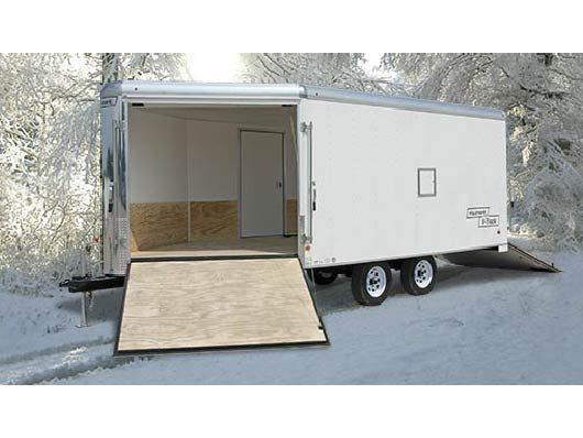 2015 Haulmark Trailers RVT85X30DT3 Enclosed Cargo Trailer